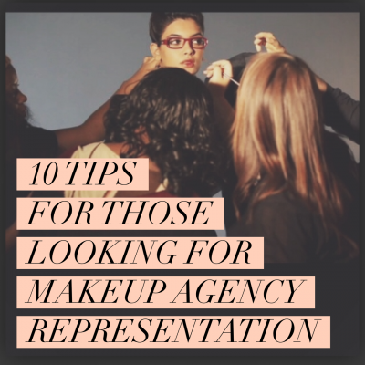 Makeup Agency Representation