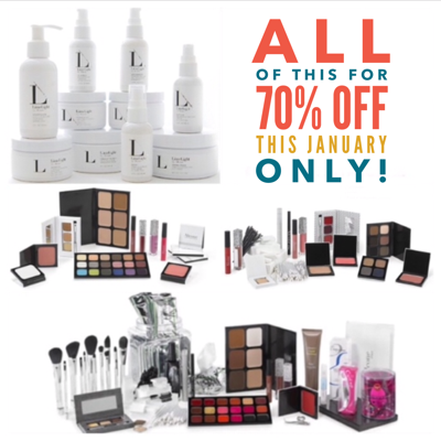 limelight by alcone pro makeup and natural skincare january sign up special